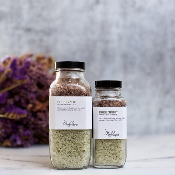 Free Spirit Bath Salts - 2 Sizes