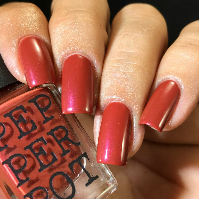 I'll Be Your Desert Rose Polish