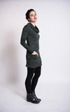Melina Tunic in Forest Green