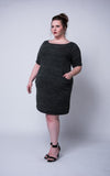 Lena Bamboo Rayon Sweater Dress