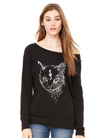Luna Cat Sweatshirt!