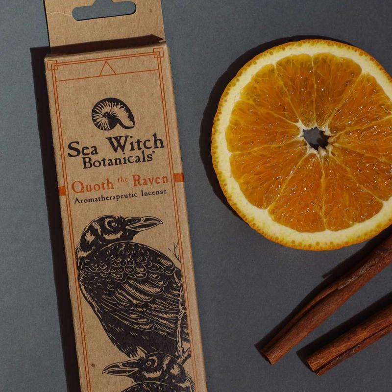 Quoth the Raven Incense Sticks