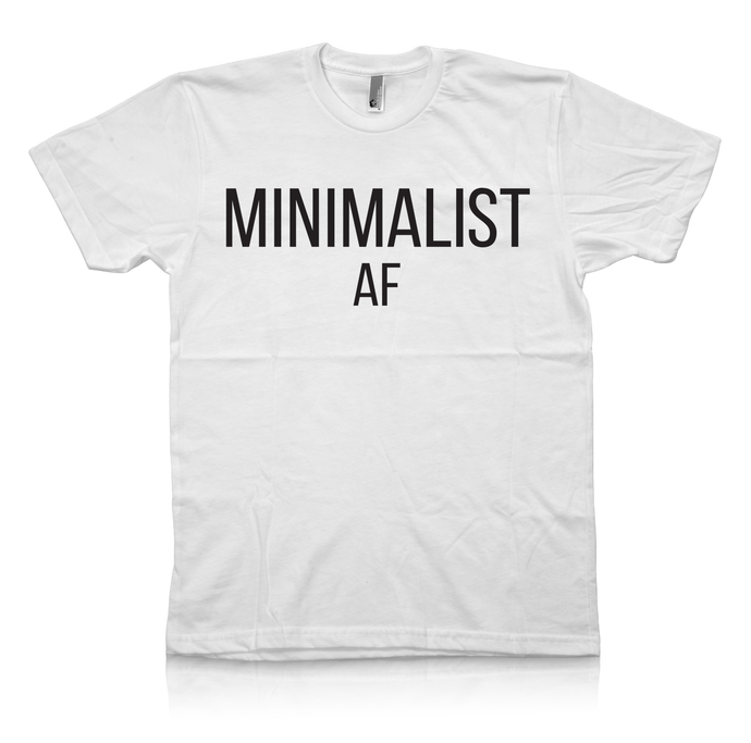 Minimalist As Fuck