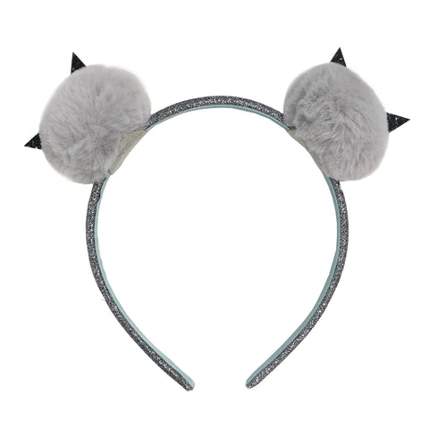Lucky Black Cat Headband