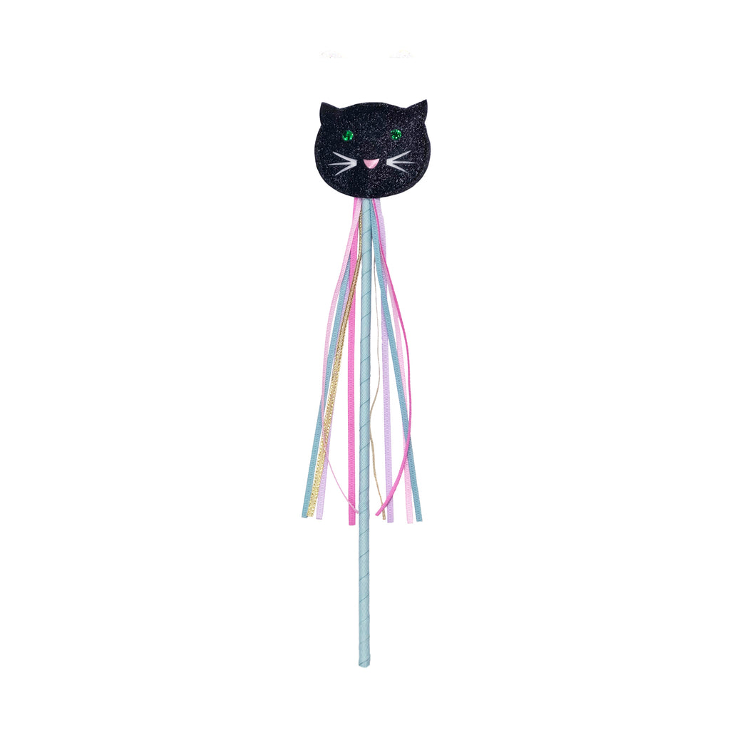 Lucky Black Cat Wand