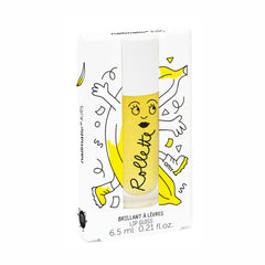 Rollette Kids Lip Gloss - Banana