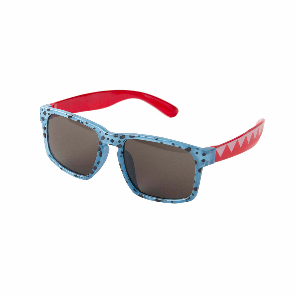 Cheetah Sunglasses Blue