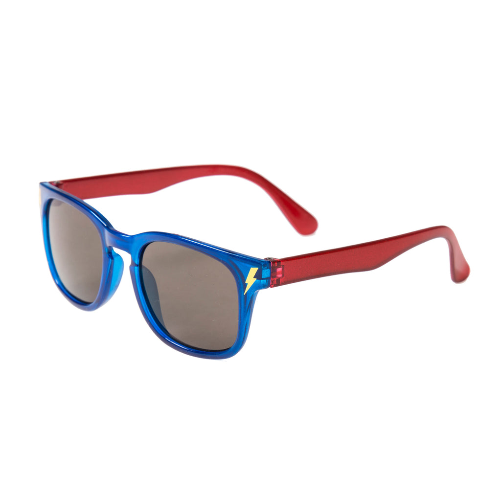 Lightning Flash Sunglasses Blue