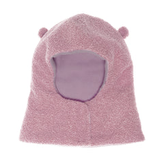 Billie Bear Boucle Snood Heather