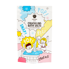 Nailmatic Crackling Bath Salts - Blue
