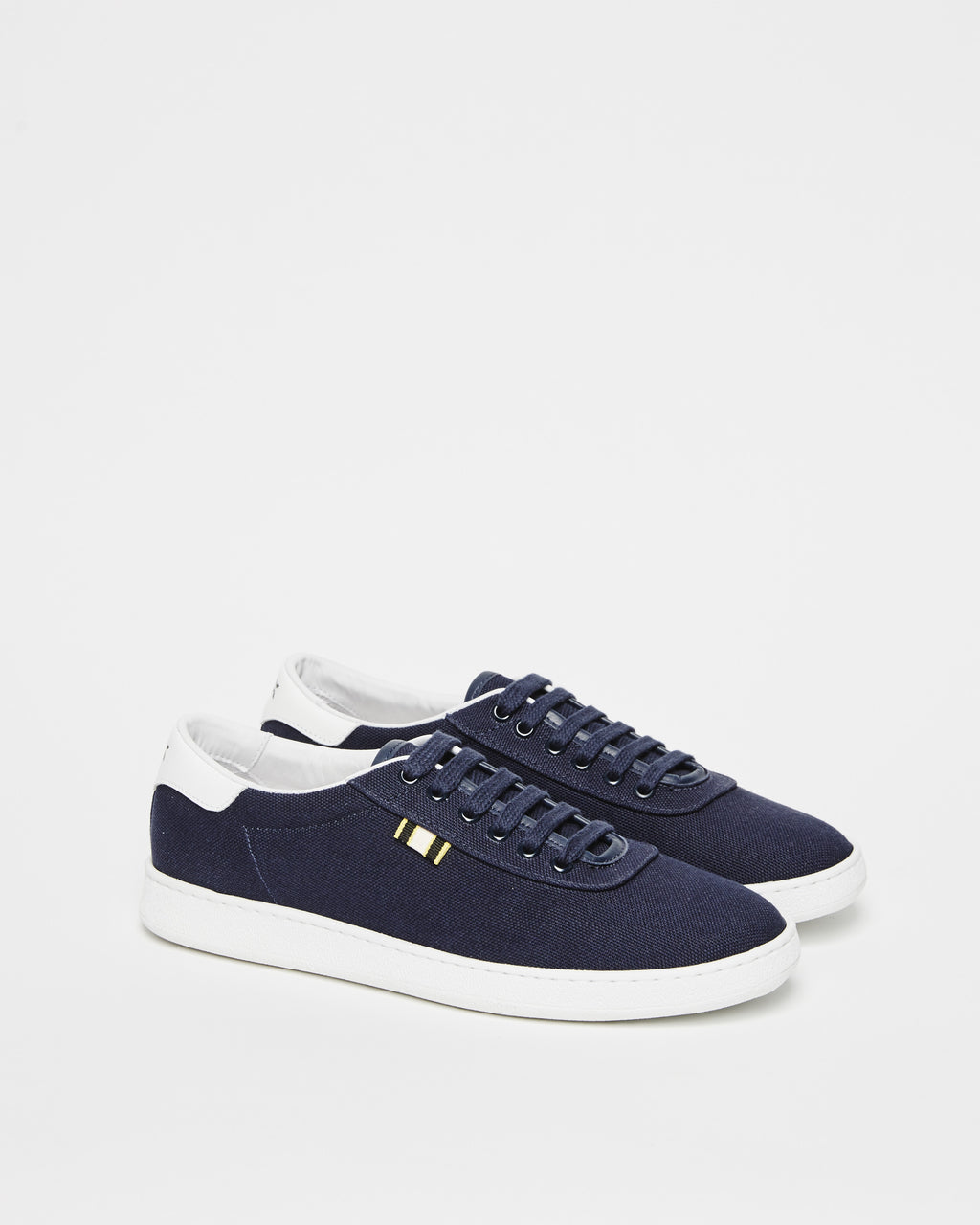 APR003 - Canvas - Navy / White