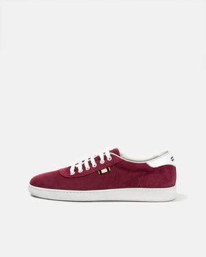 APR002 - Suede - Gerber Red
