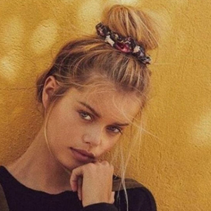 Keep it stylish : Scrunchies