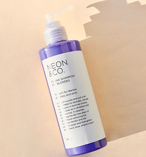 Neon & Co. Purple  Shampoo for Blondes