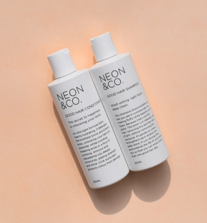 Shampoo & Conditioner Twin Pack