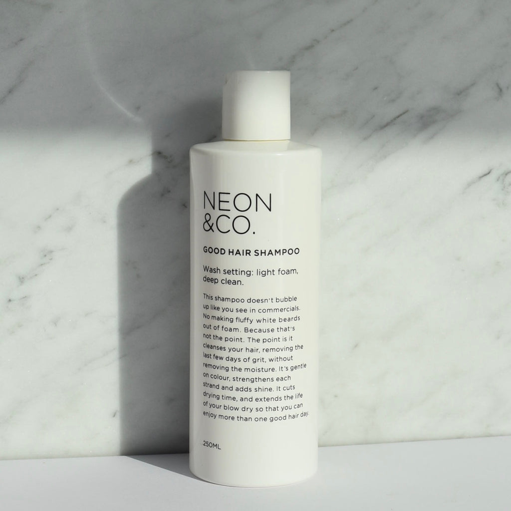 Neon & Co. Good Hair Shampoo (250ml)