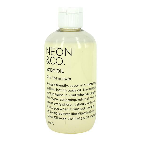 Neon & Co. Aussie Illuminating Body Oil (250ml) 🌟POPULAR🌟