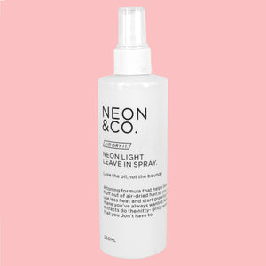 Neon & Co. ☁️ 'Air Dry It' Leave-In Conditioner/Detangler (250ml) ✨BESTSELLER✨