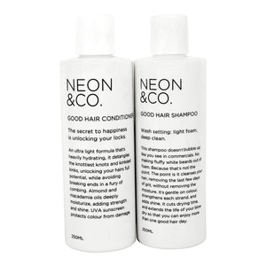 Shampoo & Conditioner Twin Pack 125ml