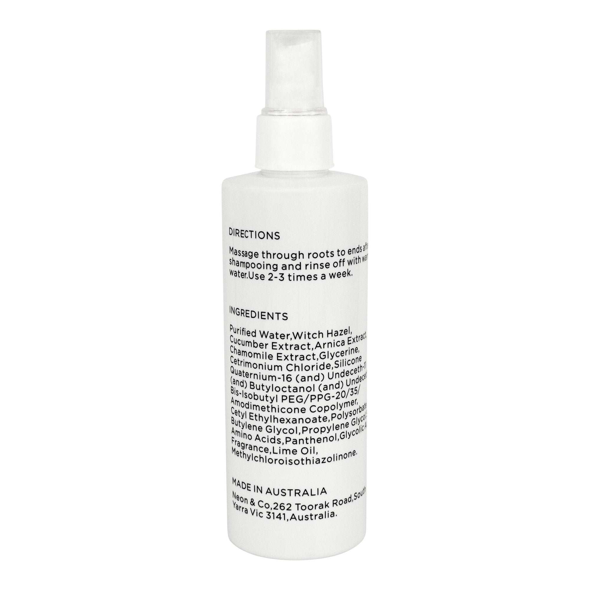 Light Weight Leave in Detangler Spray