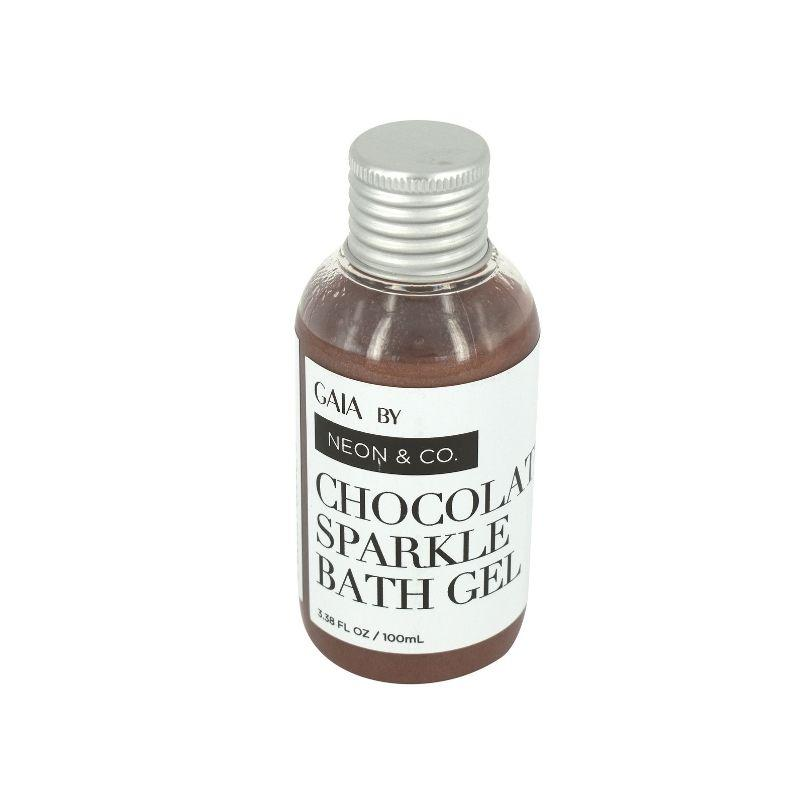 Chocolate Sparkle Bath Gel