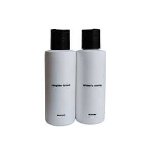 Half-Size Shampoo & Conditioner Duo (125ml each)