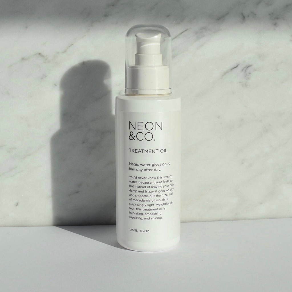 Neon & Co. Smoothing Treatment Oil (125ml) 🌟POPULAR🌟