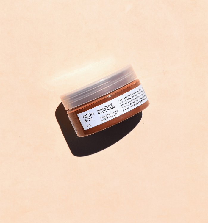 Neon & Co. Aussie Red Clay Mask