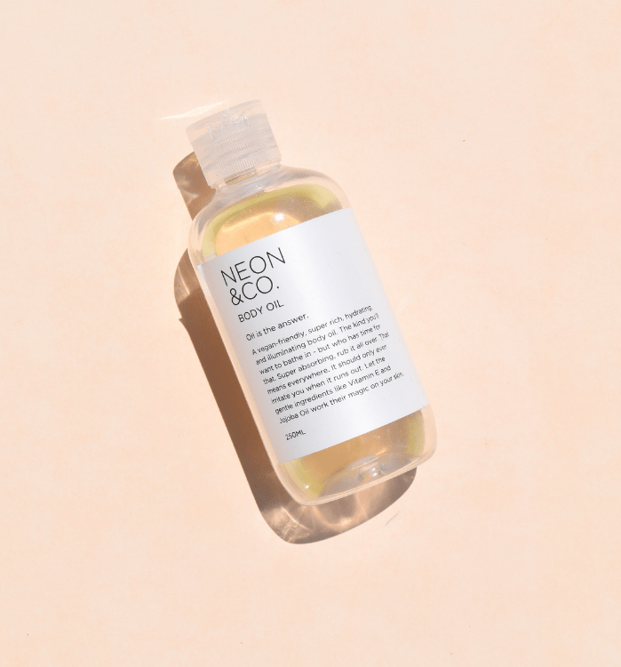 Neon & Co. Aussie Illuminating Body Oil 250ml