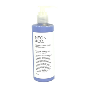 Neon & Co. Toning Conditioner for Blondes