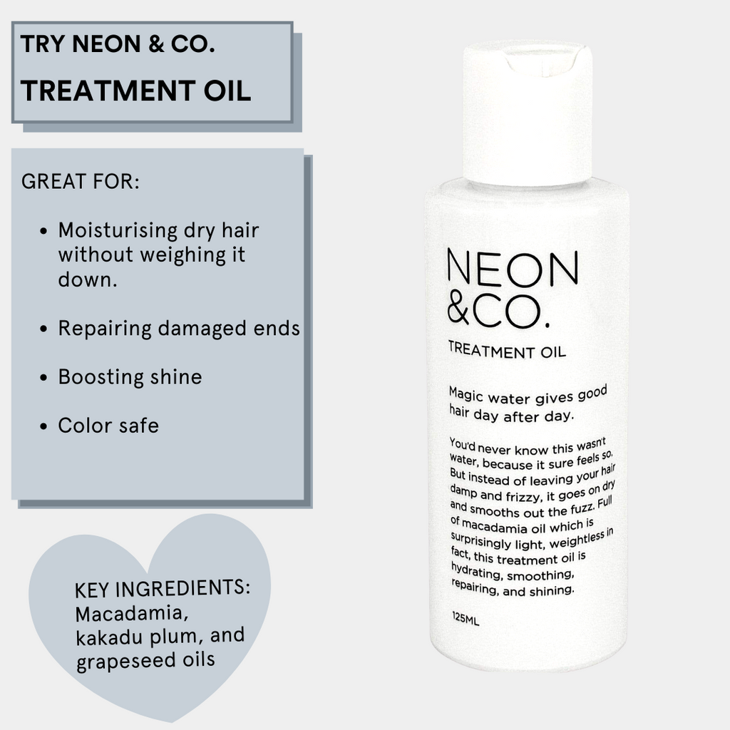 Neon & Co. Treatment Oil