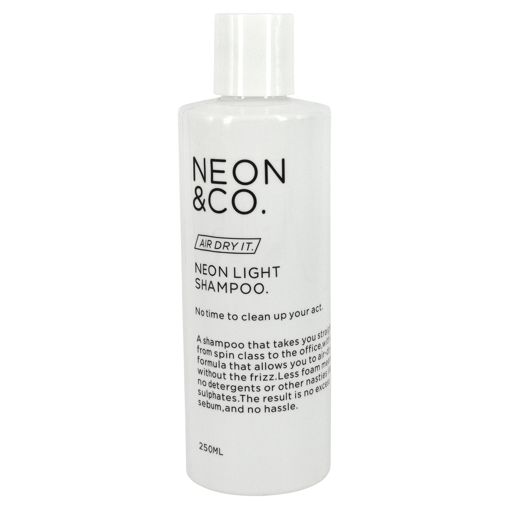 Neon & Co. ☁️  'Air dry it' Shampoo 250ML