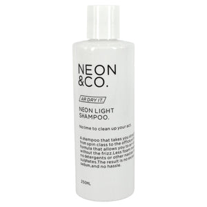 Neon & Co. 'Air dry it' Shampoo 250ML