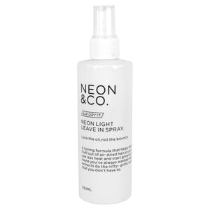 Neon & Co. ☁️  'Air dry it' Conditioner/Detangler