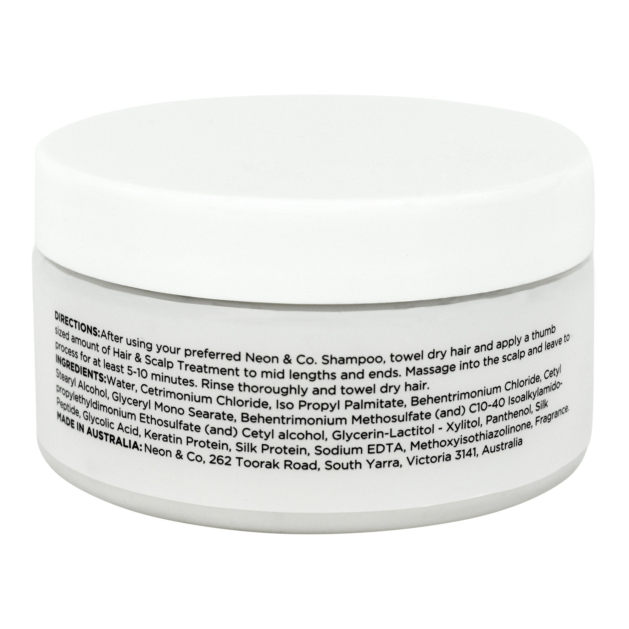 Neon & Co. Hair & Scalp Mask