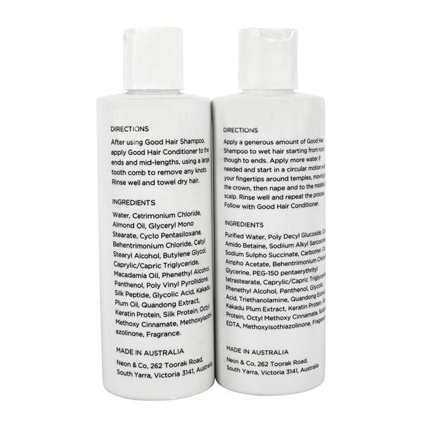 Neon & Co. Shampoo + Conditioner Twin Pack