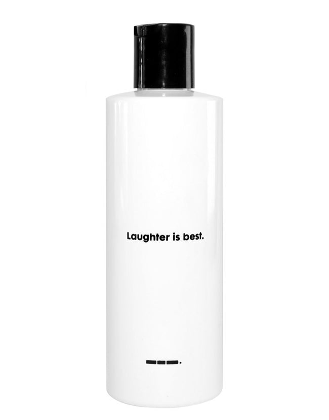 Laughter Is Best Shampoo