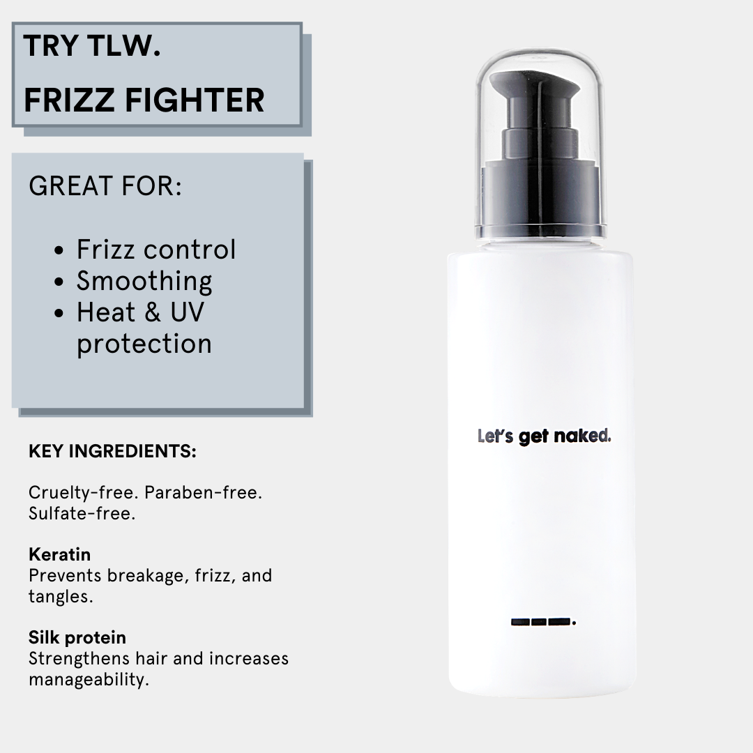tlw. 'Let's get naked' Frizz Fighter (125ml)
