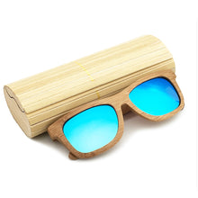Woodsby - Premium Hand Made Bamboo Sunglasses
