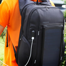 Solar Usb Travel Backpack For All Outdoor Activities