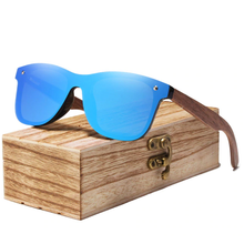 Renegade - The Polarized Wooden Shades