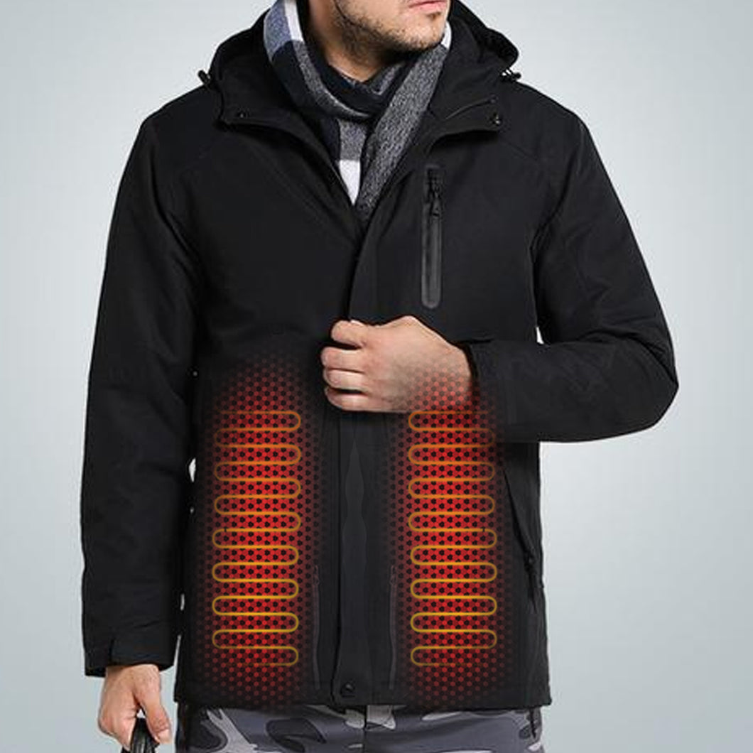 Premium Heated Jacket Designed for Adventure