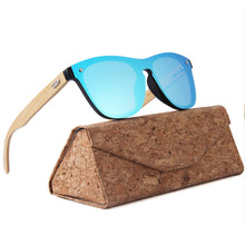 CONCHEN Wooden UV400 Sunglasses