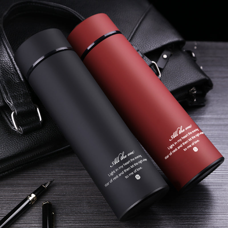 Stainless Steel Thermos For Outdoors and Travel