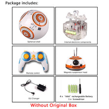 The BB8 Intelligent Remote Controlled Robot