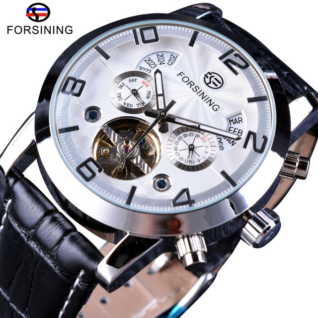 The Forsining 5 Hands Automatic Timepiece