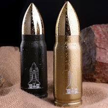350/500ML Stainless Steel Thermos (Bullet Shell Style Design)