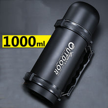 1000ml Stainless Steel Insulated Vacuum Stainless Steel Thermos