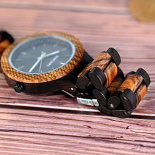 The Modern Plan - Luxury Handmade Wooden Watch