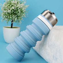 Collapsible Water Bottle On the Go